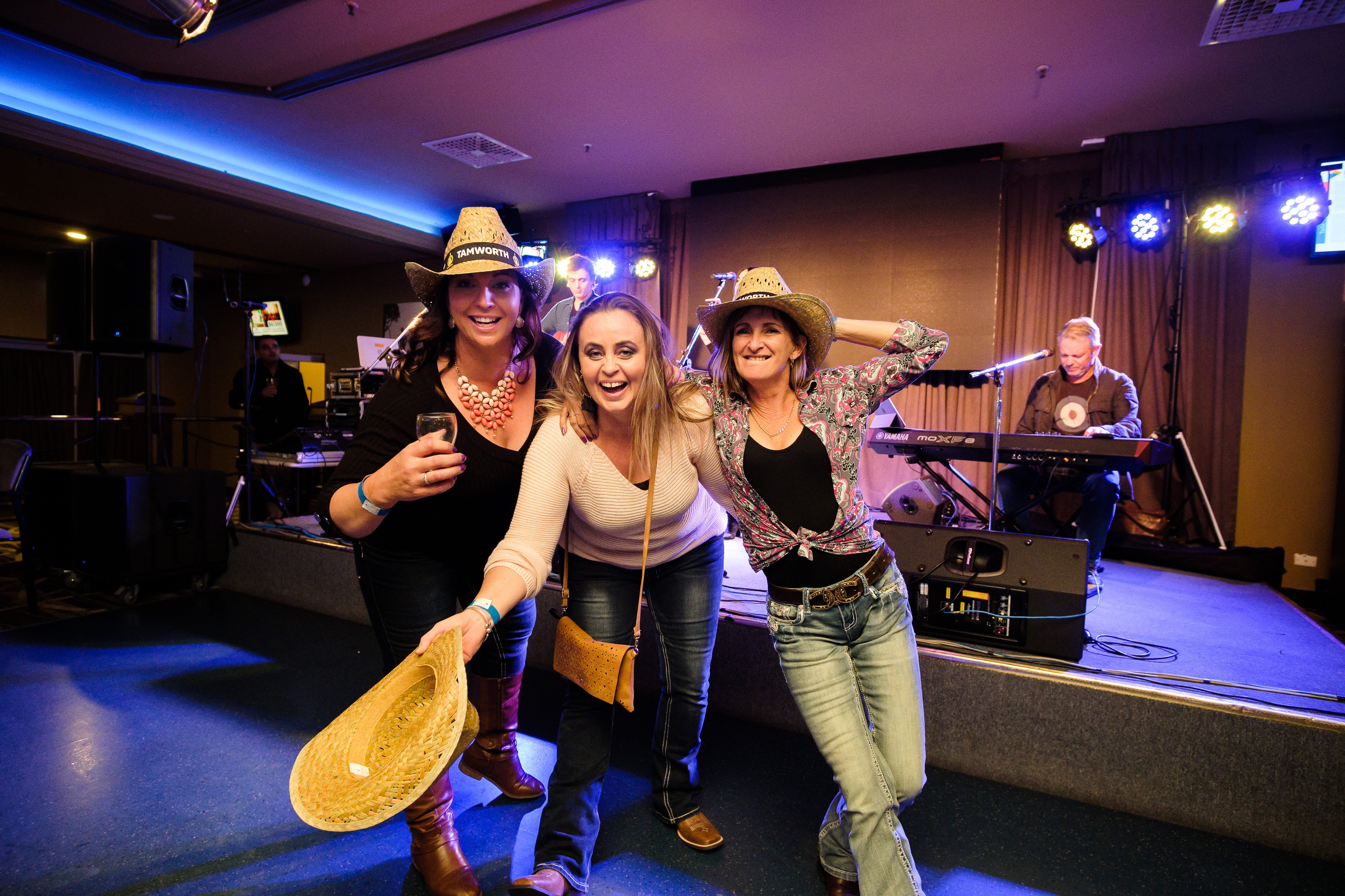 Hats Off to Country Music Festival - Accommodation Kalgoorlie