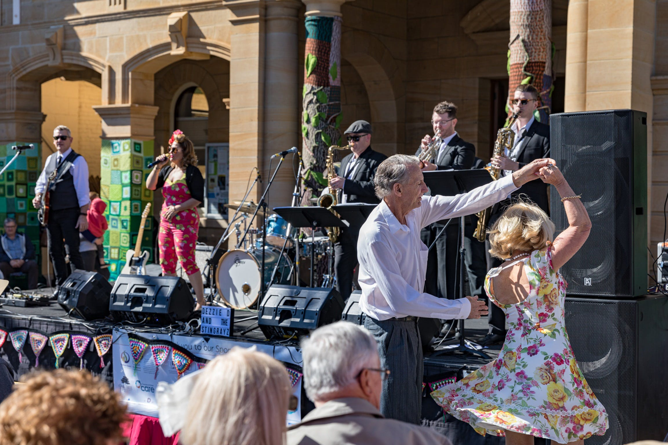 Jumpers and Jazz in July Festival - Accommodation Kalgoorlie