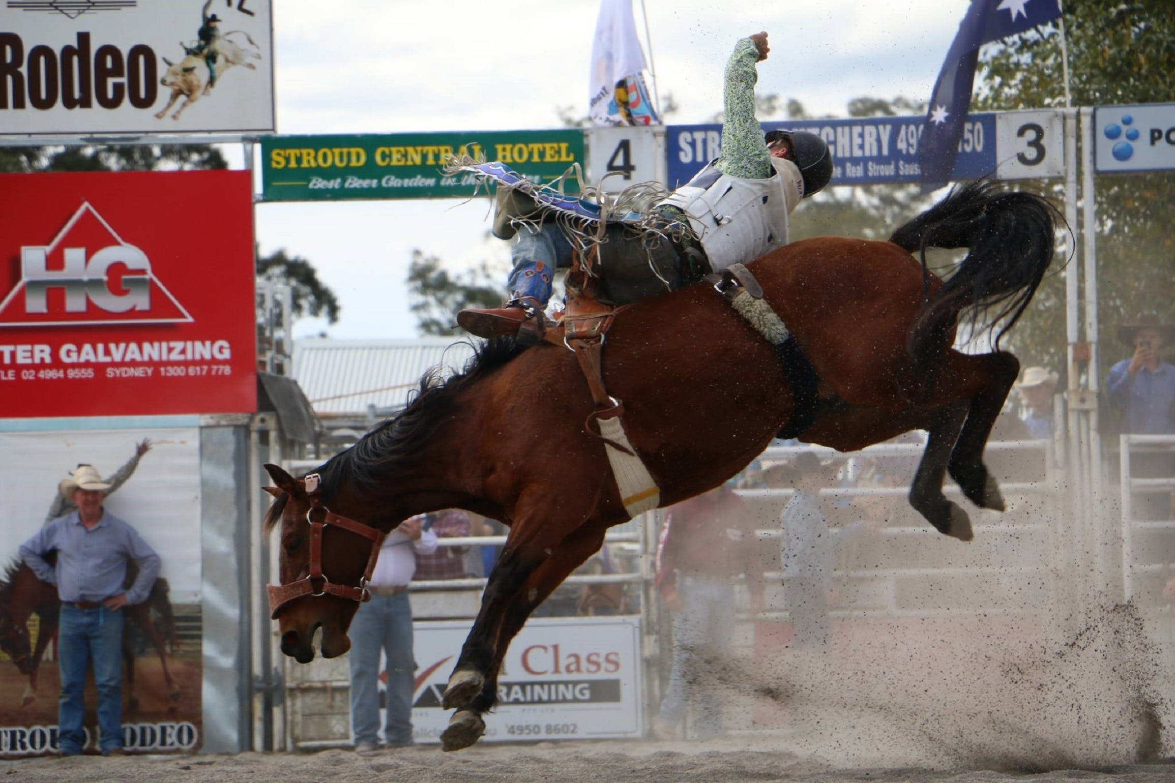 Stroud Rodeo and Campdraft - Accommodation Kalgoorlie