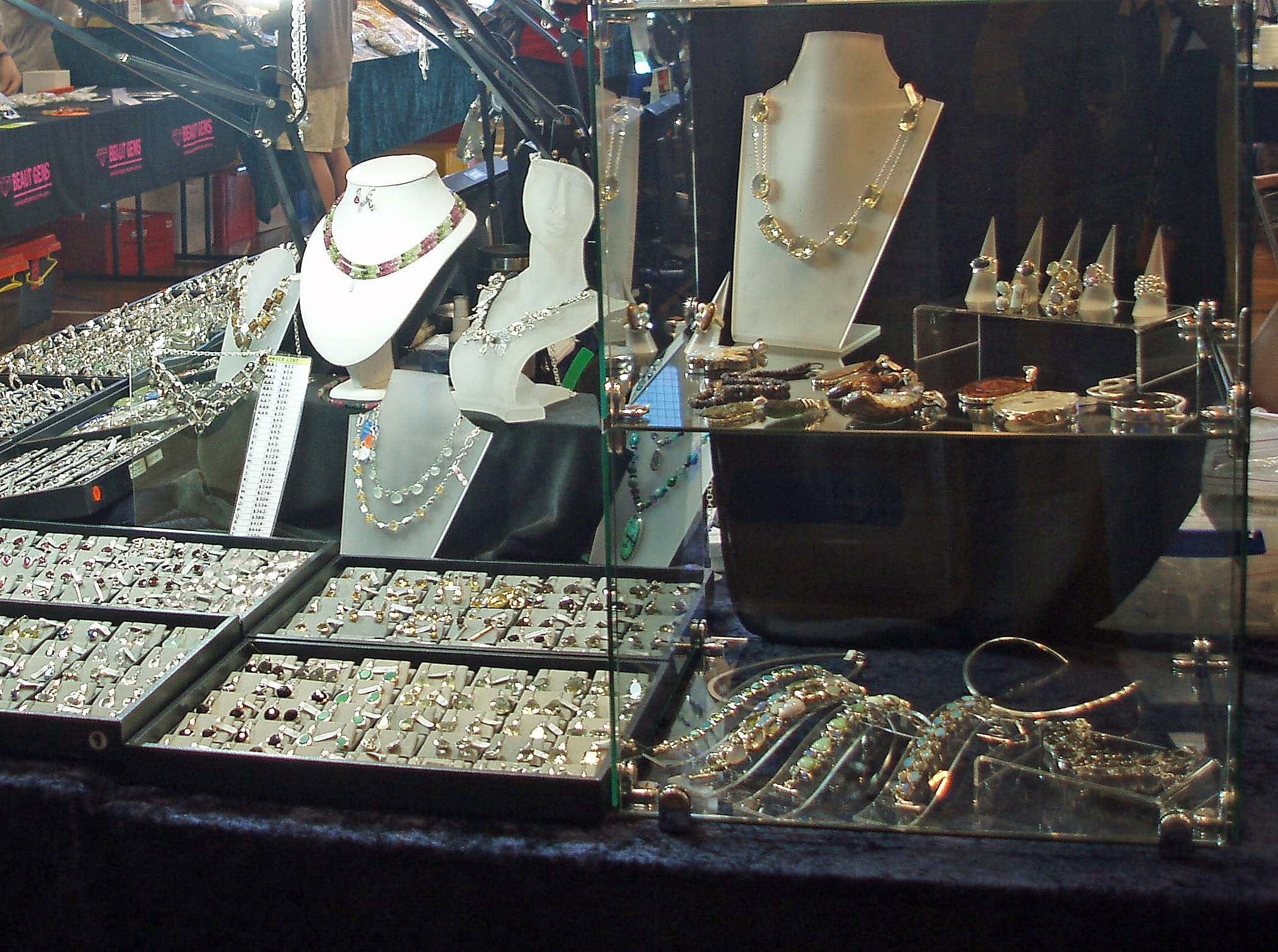 Toowoomba Gemfest - Gems and Jewellery - Accommodation Kalgoorlie