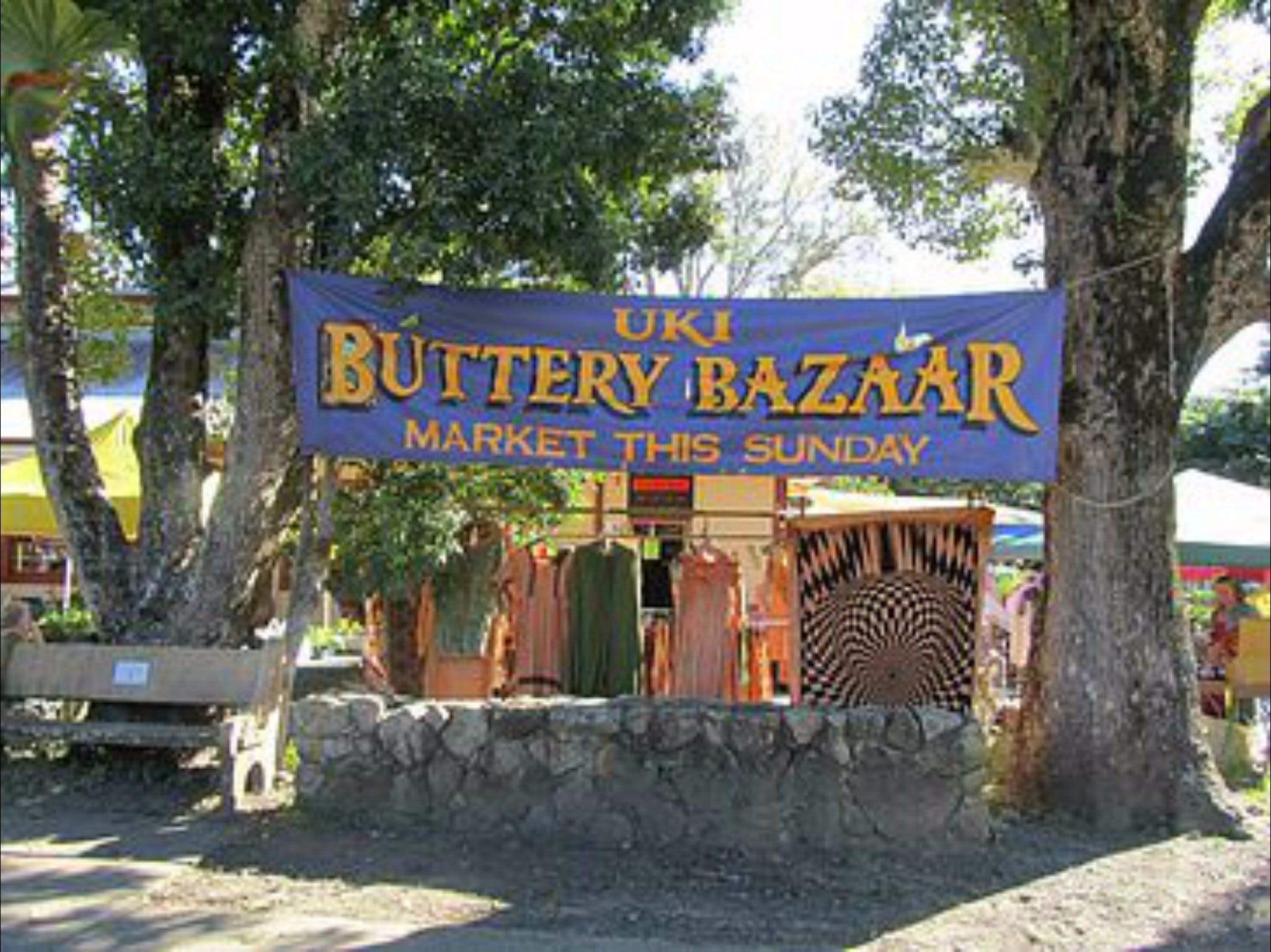 Uki Buttery Bazaar - Accommodation Kalgoorlie