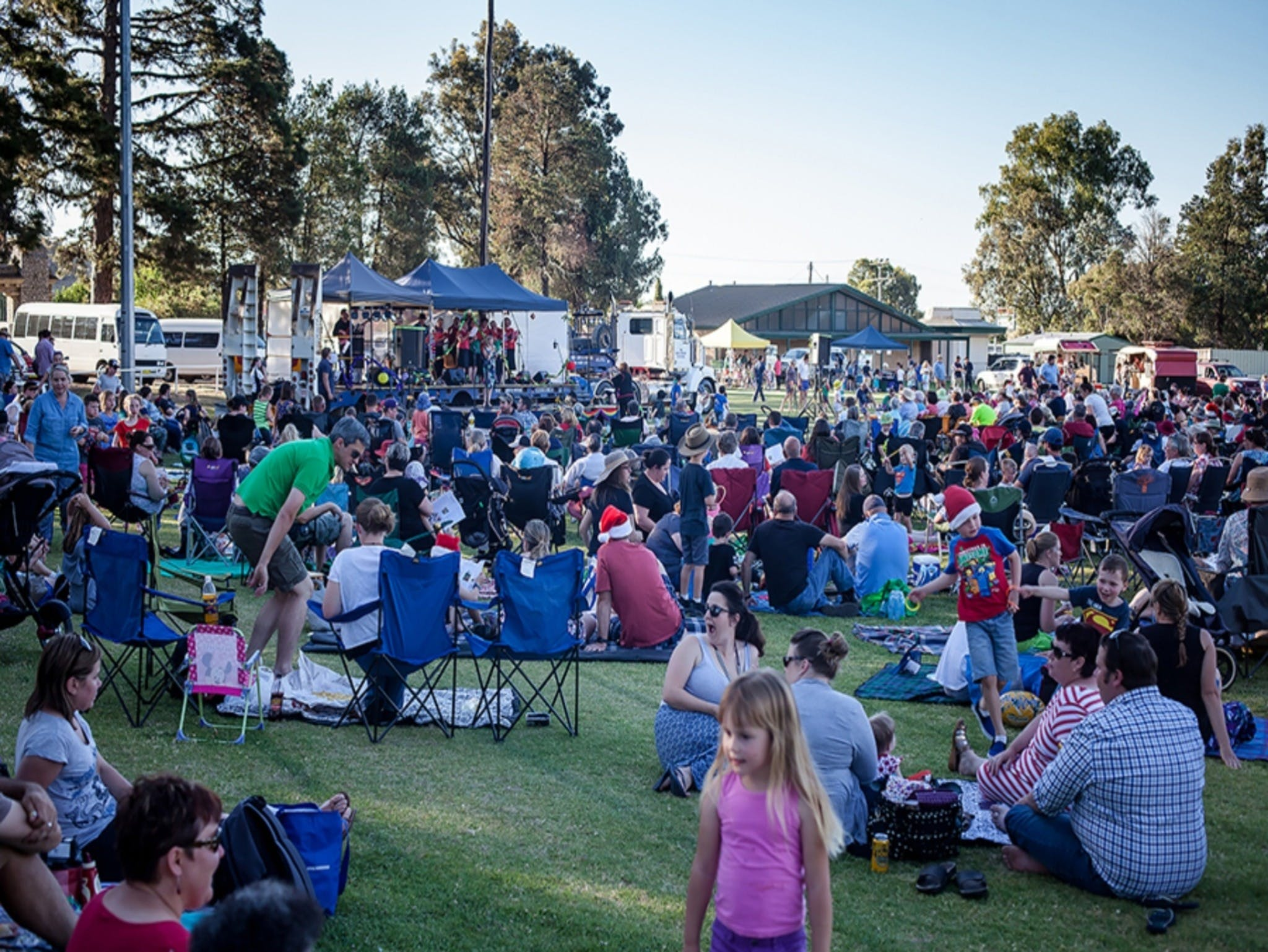Yass Community Christmas Carols - Accommodation Kalgoorlie