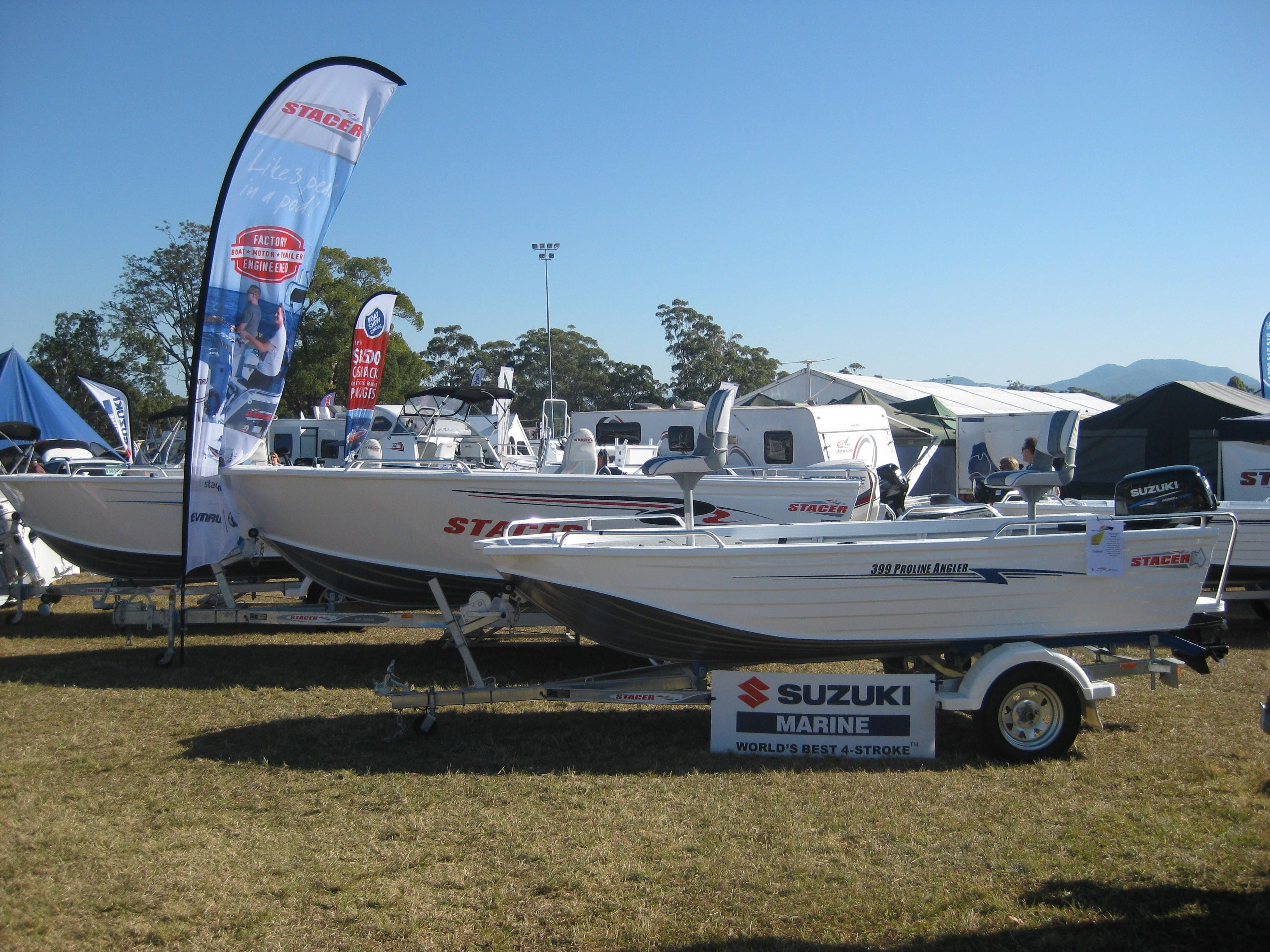 Mid North Coast Caravan Camping 4WD Fish and Boat Show - Accommodation Kalgoorlie