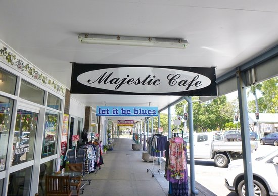 Majestic Cafe - Accommodation Kalgoorlie