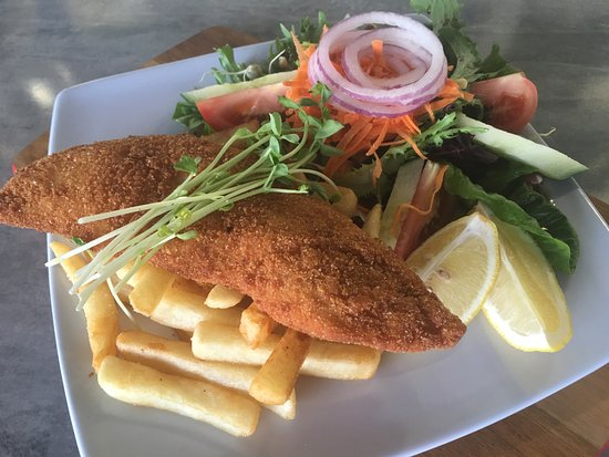 Cedar Park Fish and Chips - Accommodation Kalgoorlie
