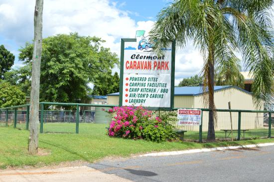 Clermont Caravan Park - Accommodation Kalgoorlie