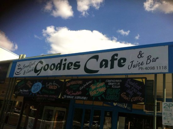 Goodies Cafe - Accommodation Kalgoorlie