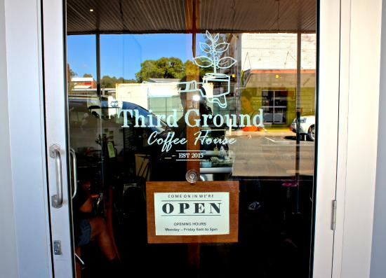 Third Ground Coffee House - Accommodation Kalgoorlie