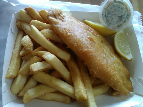 Chipper Fish - Accommodation Kalgoorlie