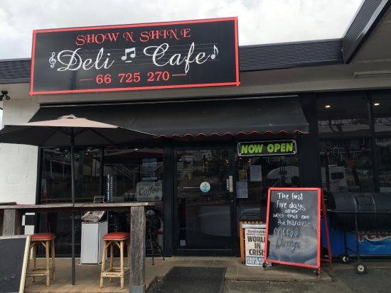 Show  Shine Deli Cafe - Accommodation Kalgoorlie