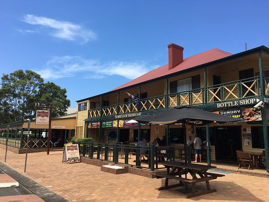 Tumbulgum Tavern - Accommodation Kalgoorlie