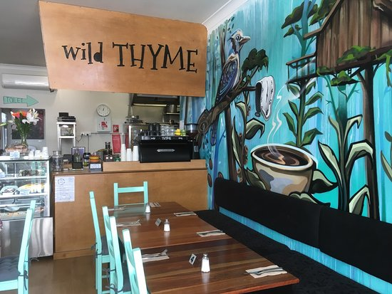 Wild THYME Dining - Accommodation Kalgoorlie