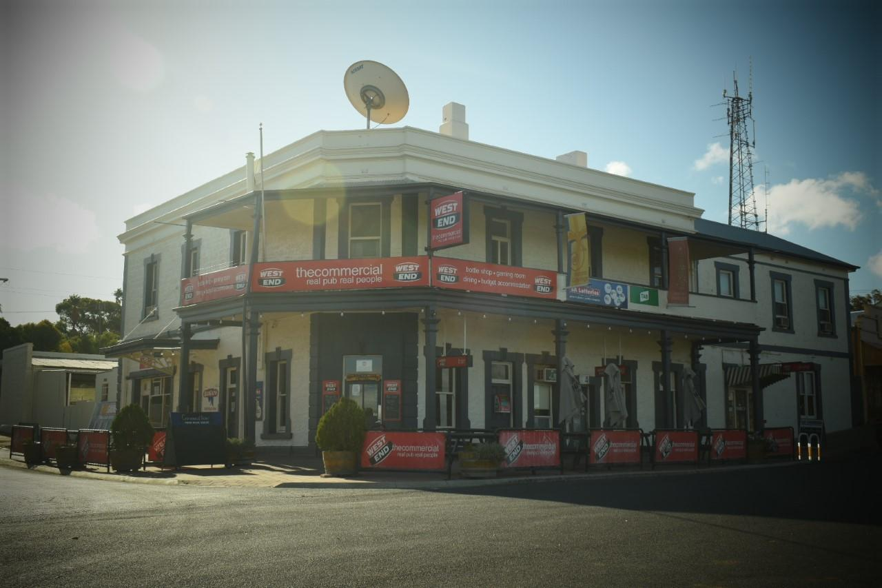 Commercial Hotel Morgan - Accommodation Kalgoorlie