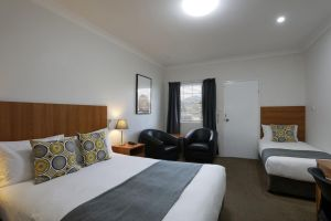 Cadman Motor Inn and Apartments - Accommodation Kalgoorlie