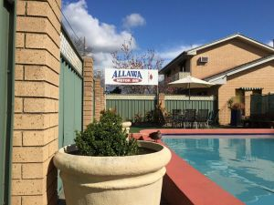 Albury Allawa Motor Inn - Accommodation Kalgoorlie