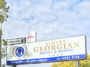Albury Georgian Motel  Suites - Accommodation Kalgoorlie