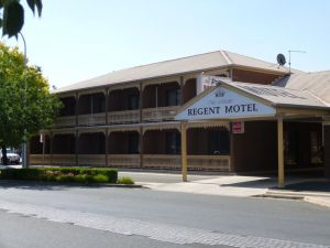 Albury Regent Motel - Accommodation Kalgoorlie